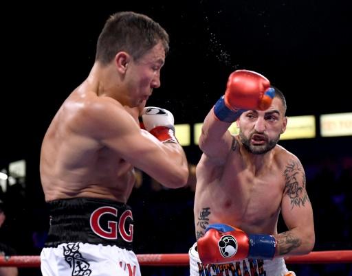 Boxe: échec des négociations pour les retrouvailles Alvarez/Golovkin