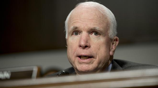 USA: départ d'une employée de la Maison Blanche après des propos polémiques sur John McCain