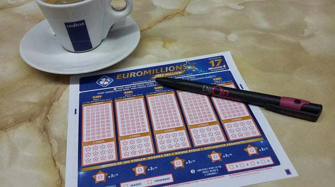 France: il joue au loto et décroche deux fois le gros lot en moins de deux ans