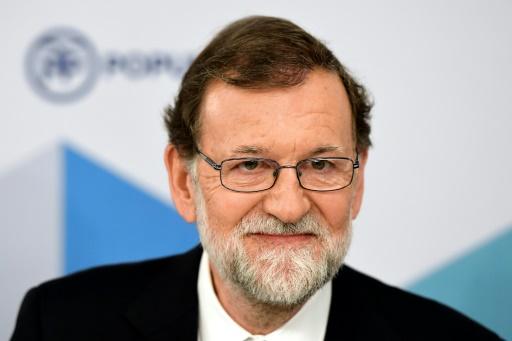 Espagne: Rajoy dit quitter