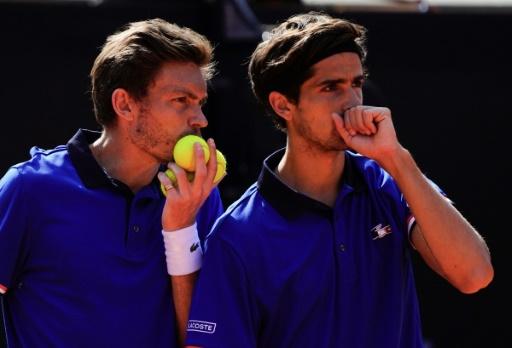 Roland-Garros: Mahut et Herbert en demies du double
