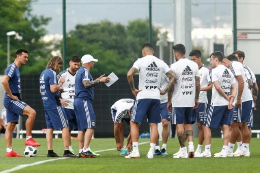Mondial-2018: l'Argentine veut vite oublier la controverse après l'annulation du match contre Israël