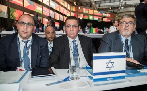 Mondial-2018: Israël annonce une plainte à la Fifa contre la Fédération palestinienne