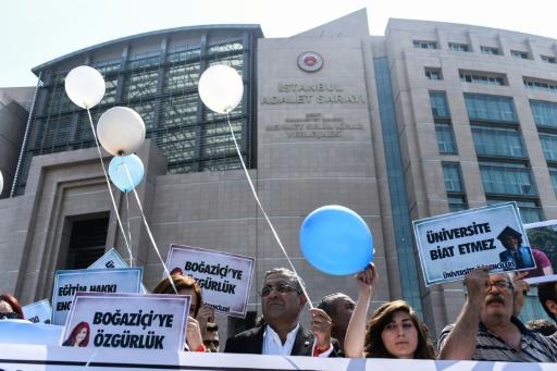 Turquie: liberté conditionnelle pour des étudiants accusés de