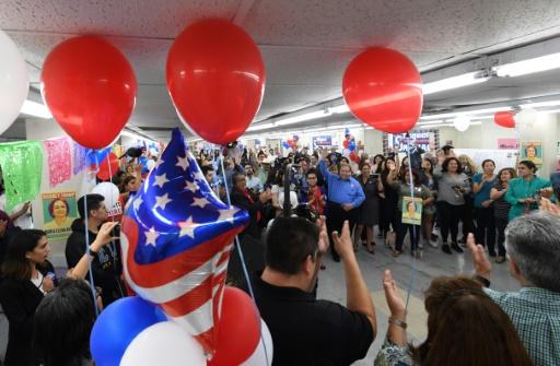 Les démocrates américains esquivent le piège de la Californie, le Congrès en vue