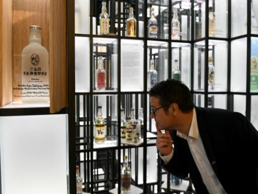 Varsovie se dote d'un Musée de la vodka polonaise