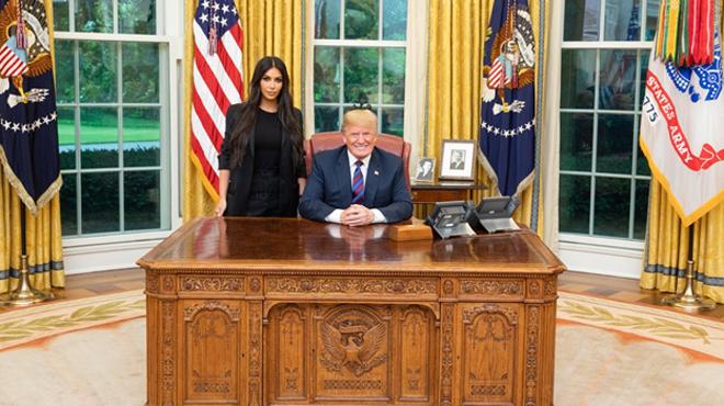 Kim Kardashian réussit à convaincre Trump: la peine d'une détenue qu'elle soutient a été commuée