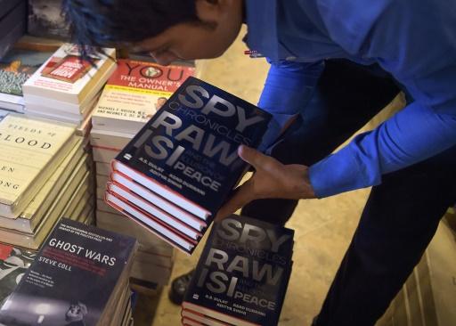 Inde-Pakistan: intense polémique après un livre écrit par deux ex-espions