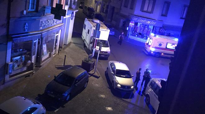 A Binche, un homme s'est fait poignarder en pleine rue: les auteurs de l'agression sont activement recherchés