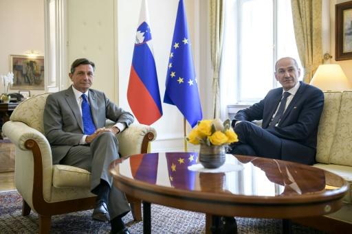 Slovénie: le conservateur anti-migrants Jansa va
