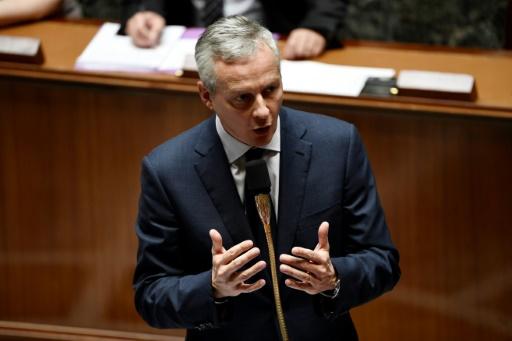Bruno Le Maire n'exclut pas un réexamen des taux de TVA réduits