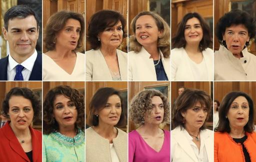 Le gouvernement Sanchez, illustration d'un mouvement féministe puissant en Espagne