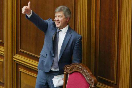 L'Ukraine franchit une étape difficile dans la lutte contre la corruption