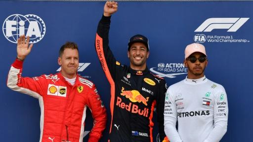 Formule 1: suspense au GP du Canada!