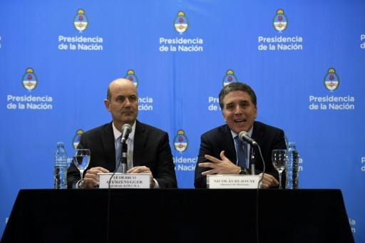 L'Argentine obtient l'aide du FMI en échange d'une cure d'austérité
