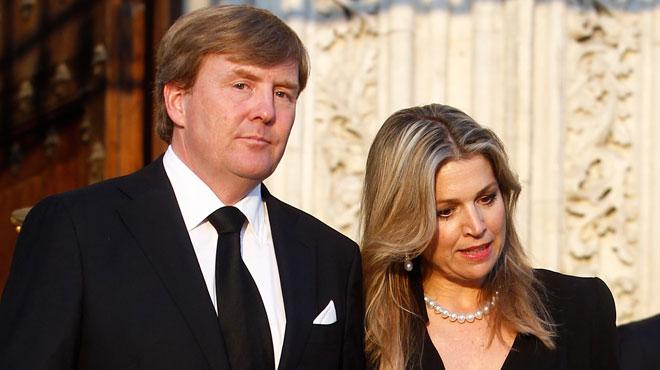 La reine Maxima des Pays-Bas, très affectée par le décès de sa petite soeur Inès, annule ses apparitions publiques