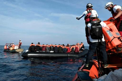 L'ONU sanctionne six trafiquants de migrants en Libye, une première