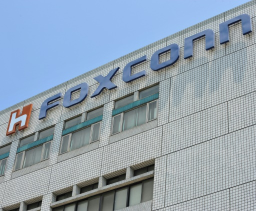 Une filiale de Foxconn devient la firme tech cotée la mieux valorisée de Chine