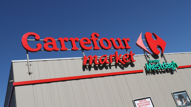 Plusieurs magasins Carrefour Market du Groupe Mestdagh fermés ce vendredi