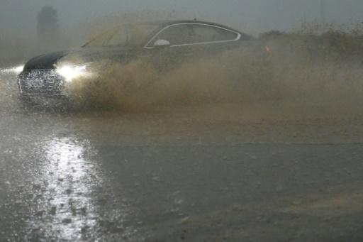 Orages et fortes pluies: un homme décédé dans le Cher