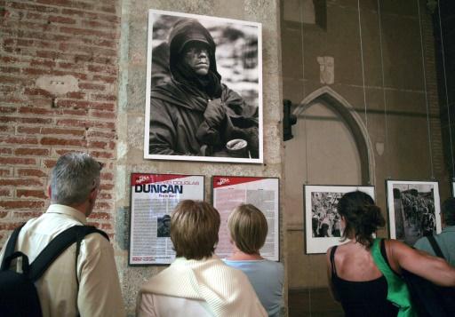 Légende de la photo de guerre, David Douglas Duncan s'en est allé