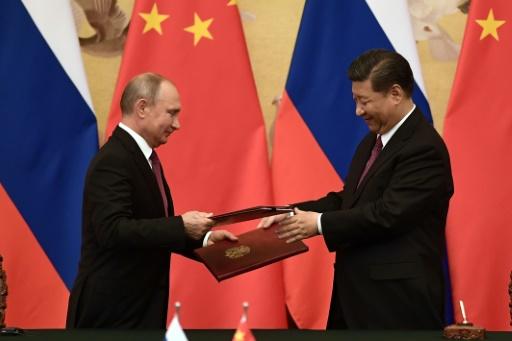 Nucléaire: la Russie va construire quatre réacteurs en Chine