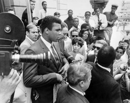 Trump envisage une grâce posthume pour Mohamed Ali