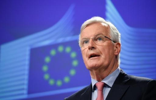 Négociations du Brexit: l'UE