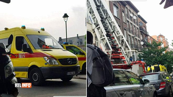 Trois enfants chutent d'une terrasse du troisième étage à Anderlecht: l'un d'eux est plus sérieusement blessé