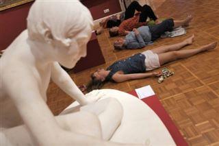 Le yog'art, ou quand l'art participe à la méditation