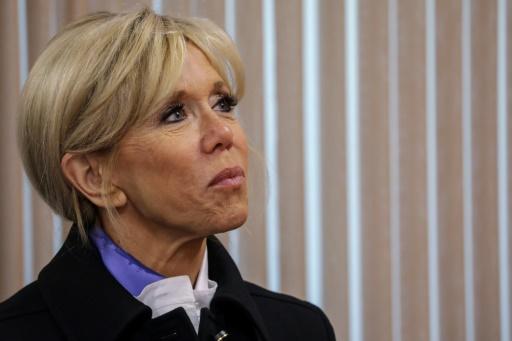 Brigitte Macron au coeur d'