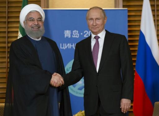 Chine, Russie et Iran en sommet sur fond de tensions avec les Etats-Unis