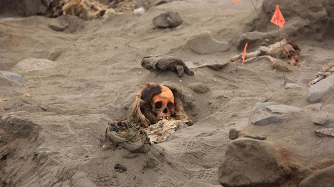 Découverte d'un nouveau site de sacrifice rituel d'enfants au Pérou (PHOTOS)
