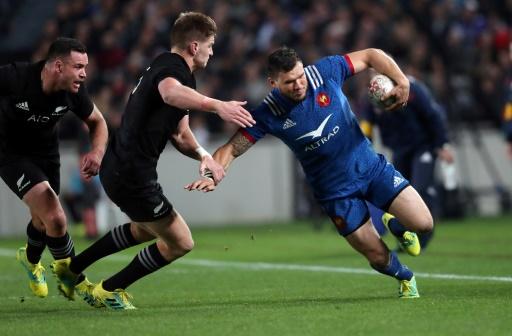 Rugby: Grosso, touché au front, à l'hôpital pour des examens