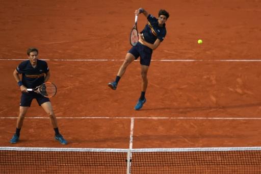Roland-Garros: Mahut et Herbert ont tenu leur promesse
