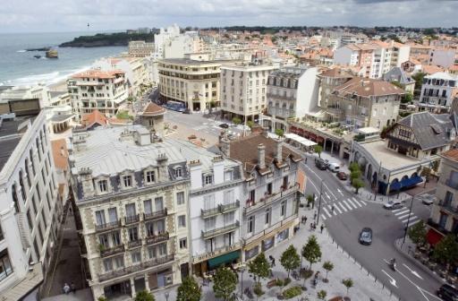 Prochain G7 dans la cité balnéaire française de Biarritz à l'été 2019