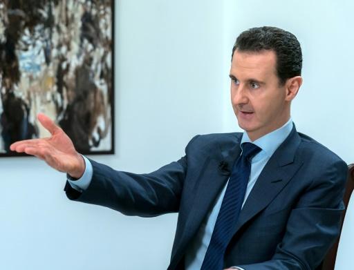Bachar al-Assad nie que Moscou tire les ficelles en Syrie