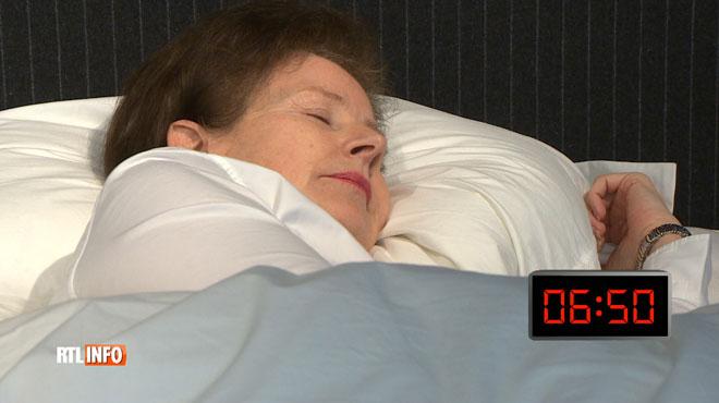 A quelle heure sonne votre réveil? Selon les âges, les habitudes sont bien différentes