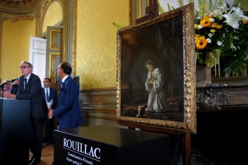 Un tableau des frères Le Nain vendu 3,6 M EUR aux enchères près de Tours