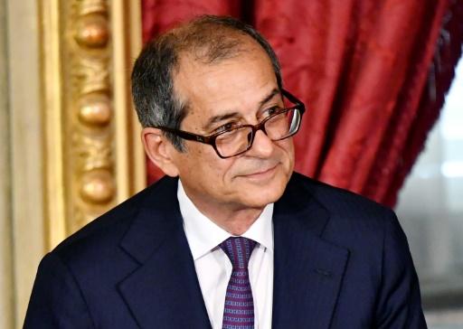 Italie : le ministre de l'Economie réaffirme le maintien dans l'euro