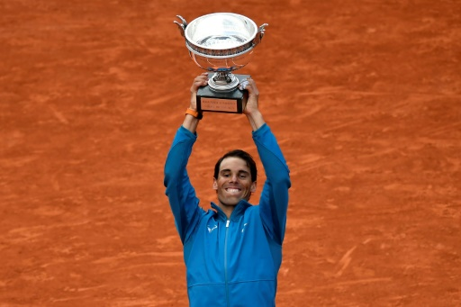 Roland-Garros: de 2005 à 2018, le règne quasi ininterrompu de Nadal