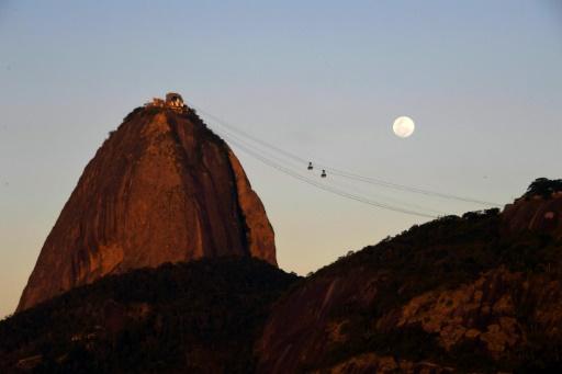 Brésil : six corps échoués au pied du Pain de Sucre de Rio