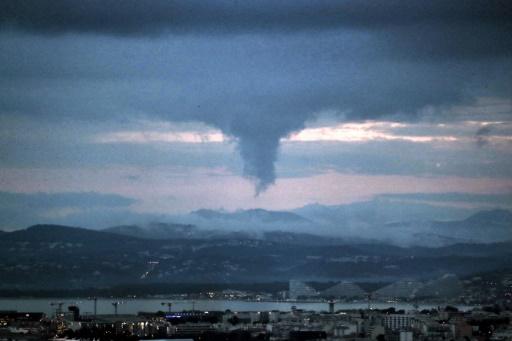 Les orages s'attardent sur une partie de la France