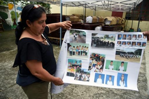 Au Guatemala, l'attente sans fin de l'identification des victimes du volcan