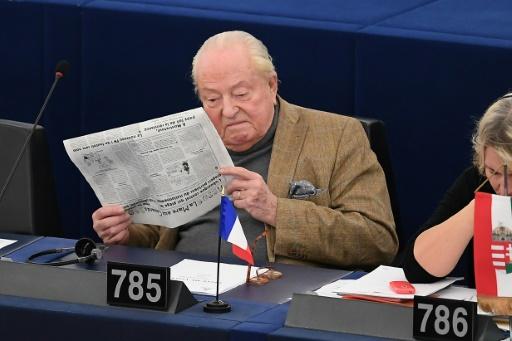 Jean-Marie Le Pen jugé mercredi pour des propos sur les homosexuels