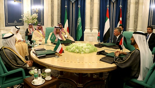 Arabie, Emirats et Koweït à la rescousse de la Jordanie