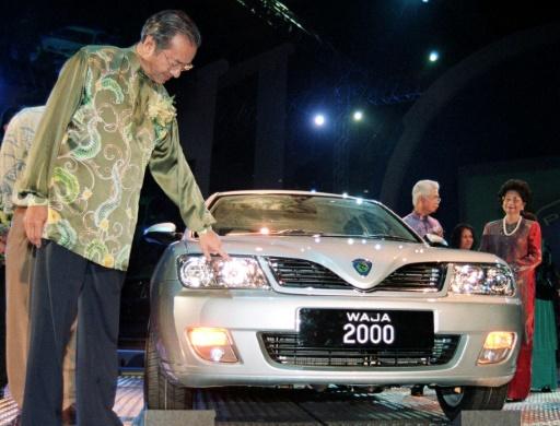 Après Proton, la Malaisie rêve d'une nouvelle voiture nationale