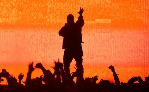 Kanye rejoint les Beatles et Eminem avec le classement de son nouvel album