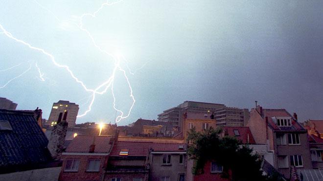 De nouveaux orages et des pluies intenses prévus ce soir et cette nuit: