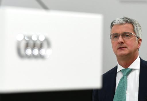 Dieselgate: le patron d'Audi soupçonné de fraude